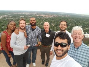 International group visits Boulder
