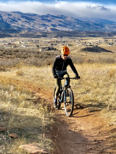 Personlized mountain biking trips with Bolder Adventure Travel
